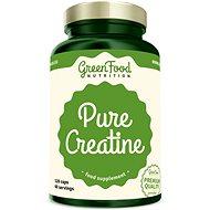 GreenFood Nutrition Creapure Creatine 120 kapslí - Kreatin