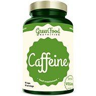 GreenFood Nutrition Kofein 60 kapslí - Stimulant