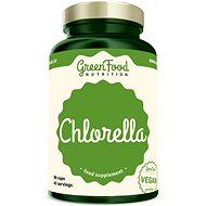 GreenFood Nutrition Chlorella 90cps
