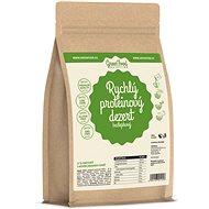 GreenFood Nutrition Rychlý proteinový dezert, 400g - Puding