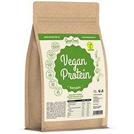 GreenFood Nutrition Vegan protein příchuť natural 750g - Protein