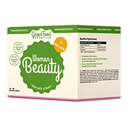 GreenFood Nutrition Woman Beauty + Pillbox