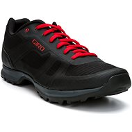 Giro Gauge Black/Bright Red - Tretry