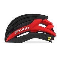 Giro Syntax MIPS Mat Black/Bright Red - Helma na kolo