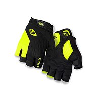 Giro Strade Dure Black/Highlight Yellow M - Cyklistické rukavice