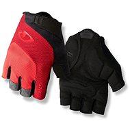 Giro Bravo Bright Red - Cyklistické rukavice