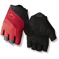 Giro Bravo Bright Red M - Cyklistické rukavice