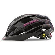 Giro Vasona MIPS Black/ Floral Daze M - Helma na kolo