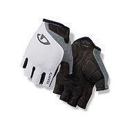 Giro Jag'Ette White/Titanium - Cyklistické rukavice