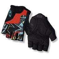 Giro Bravo Jr Blast S - Cyklistické rukavice