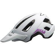 BELL Nomad W Mat White/Purple - Helma na kolo