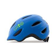 Giro Scamp Mat Blue/Lime S - Helma na kolo
