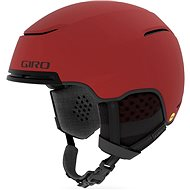 GIRO Jackson MIPS Mat Dark Red Sierra - Lyžařská helma