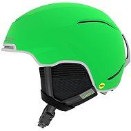 GIRO Jackson MIPS Mat Bright Green/Light Grey Peak - Lyžařská helma