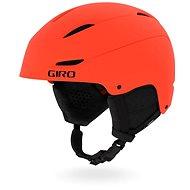GIRO Ratio Mat Vermillion - Lyžařská helma