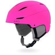 GIRO Ceva Mat Bright Pink - Lyžařská helma