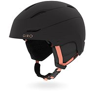 GIRO Ceva Mat Black/Peach - Lyžařská helma