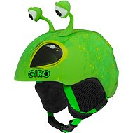 GIRO Launch Plus Bright Green Alien