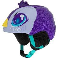 GIRO Launch Plus Purple Penguin - Lyžařská helma