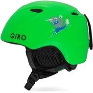 GIRO Slingshot Mat Bright Green M/L - Lyžařská helma