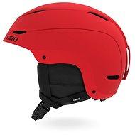 GIRO Ratio Mat Bright Red L - Lyžařská helma