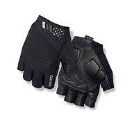GIRO Monaco II Black - Cyklistické rukavice