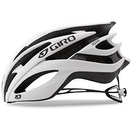 GIRO Atmos II Mat White/Black - Helma na kolo