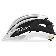 GIRO Artex MIPS Mat White/Black - Helma na kolo