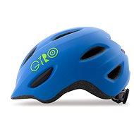 GIRO Scamp Mat Blue/Lime XS - Helma na kolo