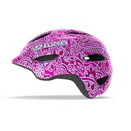 GIRO Scamp Pink Flower Land XS  - Helma na kolo