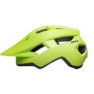 BELL Spark JR Mat Bright Green/Black - Helma na kolo