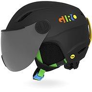 GIRO Buzz MIPS Mat Black/Party Blocks - Lyžařská helma