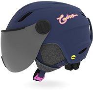 GIRO Buzz MIPS Mat Midnight/Neon Lights - Lyžařská helma