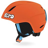 GIRO Launch Mat Bright Orange/Jelly vel. S