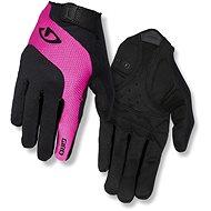 Giro Tessa LF Black/Pink S - Cyklistické rukavice
