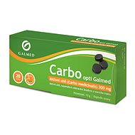 Galmed Carbo OPTI tbl 20x300mg
