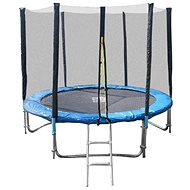 GoodJump 3UPE trampoline 244 cm with safety net + ladder - Trampoline