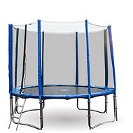 GoodJump 4UPVC blue trampoline 366 cm with safety net + ladder - Trampoline