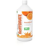 Iontový nápoj GymBeam ReHydrate 1000 ml, orange