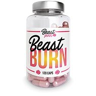 BeastPink Beast Burn, 120 Capsules - Fat burner