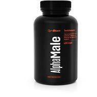 GymBeam AlphaMale TestoBooster, 120 Capsules, Unflavoured - Anabolizer