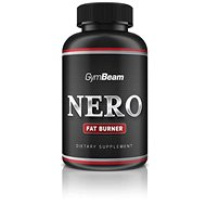 GymBeam Nero Fat Burner, 120 Capsules - Fat burner