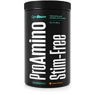 GymBeam ProAMINO stim-free 390g,  mango maracuja