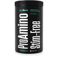 GymBeam ProAMINO stim-free 390g, green apple