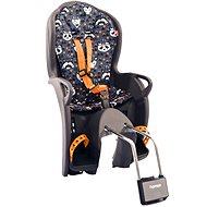 Hamax Kiss - šedá / modrá - Dětská sedačka na kolo