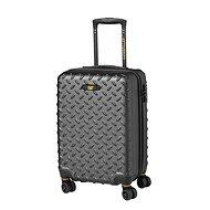 CAT trolley Industrial Plate 35l palubní - Cestovní kufr s TSA zámkem