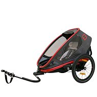 Hamax OUTBACK ONE, Gray - Wheel trolley