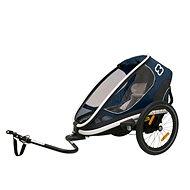 Hamax OUTBACK ONE, Navy modrá - Vozík za kolo