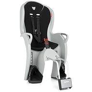 Hamax Kiss šedá / černá - Dětská sedačka na kolo