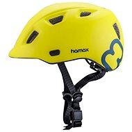 Hamax Thundercap street zelená / modré pásky 47-52 cm - Helma na kolo